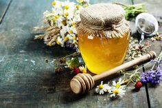 Honey and Herbal tea by klenova. Honey and Herbal tea on wooden background – summer, health and organic food concept Sore Throat Tea, Varicose Vein Remedy, Varicose Veins, Growing Raspberries, Honey Face Mask, Best Honey, Kitchen Herbs, Sinus Infection, Food Concept