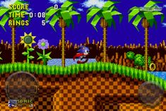 Sonic the Hedgehog (1991) - some games leave a mark on me musically, i still to this day find myself humming the zone 1 music.
