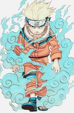 """Naruto. Naruto té un somni, vol convertirse en """"HoKage"""", i s'haurà d'esforçar molt per conseguir-ho."""
