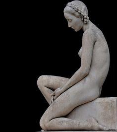 Das schöne Mädchen by Marion Marmarosi