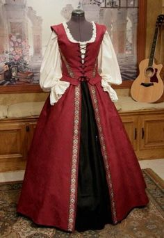 Renaissance Gown | WAR | Pinterest | Renaissance Gown, Pirate Dress and Renaissance