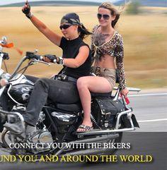 Meet local bikers