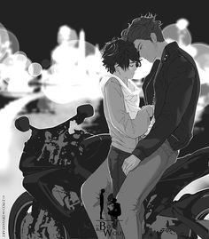 Read Chapter Twelve from the story The Boy and The Wolf (yaoi) by KingAnacelli (King) with reads. I turned to see Axel laying beside. Anime Couples, Cute Couples, Mangaka Anime, Gay Lindo, Lobo Anime, Anime Wolf, Boyxboy, Anime Kawaii, Shounen Ai