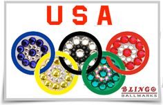 With the summer Olympics just around the corner, we can't help but get excited for when golf returns to Olympics in 2016. Think we all need to go!