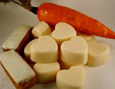 Soy Wax Melts Soy Wax Tarts Carrot Cake Scented Wax Melts/Tarts | blackberrythyme - Candles on ArtFire