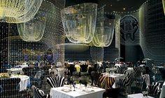 The Cavalli Club Restaurant and Lounge in Dubai