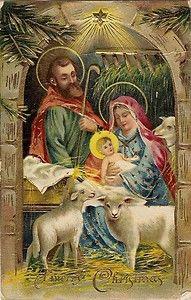 $5.99 1909 Old Postcard Merry Christmas