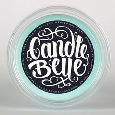 Candle Belle co. by Alan Cheetham, via Behance