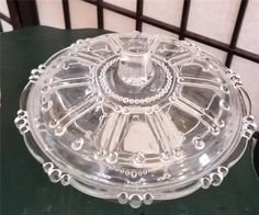 AUCTION*AUCTION*AUCTION MERCY LANGFORD AUCTIONEER: AU004238 A38  2 glass candy dishes. Bid increments of at least $1.00 or more.Auctions end Saturday at 7:00pm.  All bids marked one minute after ending time are late. There is a 10% buyers premium and 7up % sales tax added on to the winning bid. ITEMS MUST BE PICKED UP WITHIIN SEVEN DAYS.. NO EXCEPTIONS. Please read our rules before bidding. All sales final!