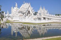 White Temple, Chiang Rai ©Pixabay
