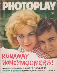 Sandra Dee & Bobby Darin Photoplay magazine