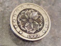 Hand Engraved Hobo Nickel