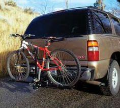 """XC 2 Bike, 2"""" Receiver Folding"""