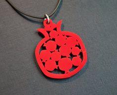 Pomegranate Pendant