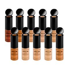 Camera Ready Cosmetics™ - Stila Stay All Day Foundation & Concealer is an oil-free, high definition and high performance foundation. It has a unique oxygen technology that keeps skin hydrated and nourished. Stila's foundation stays all day and delivers a flawless finish. ($44)