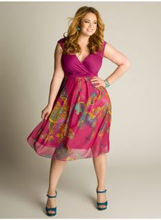 Aditi Dress - if only I was made of money. #plussize