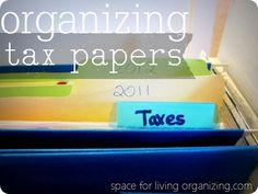 Home Filing System, Paper Organization, Organizing, Stress, Space, Party, Floor Space, Parties, Psychological Stress
