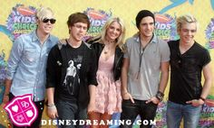 Ross Lynch and R5 will be at the White House for the Easter Egg Roll!