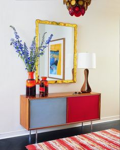 retro mod glam....straight out of a matisse painting...fits our home's era