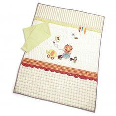 Mamas & Papas Jamboree - Coverlet & Pillowcase