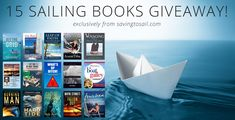 15 Sailing Books Giveaway