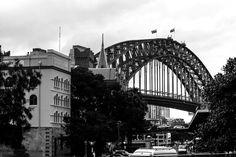 Sydney Harbour Bridge... #sydney #sydneyharbourbridge #bridge #engineering #arch #blackandwhite #bw #australia #oz #newsouthwales #nsw #canon #canon_photos #featureforcanon #teamcanon #wanderlust #travel #travelpic #travelgram #travelphoto #travelphotography #instatravel #natgeotravelpic #sharecangeo #instadaily #instalike by finding_focus http://ift.tt/1NRMbNv