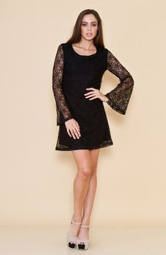 Sarah Lace Dress $59 AUD Loverbird