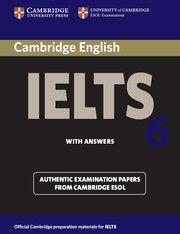 Download Cambridge IELTS 6 Book PDF