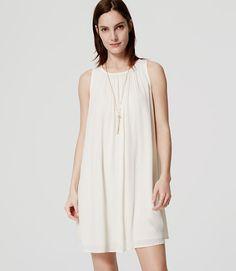 Image of Blanca Trapeze Dress