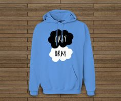 The Fault in our Stars sweatshirt on etsy, $27.50, I NEED THIS!