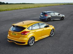 Good morning Europe! Have you heard about new #Ford #Focus #ST #TDCi? If you have not read yet, see more details here: http://www.ford-focus.st/