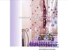 O envio gratuito de produto Acabado 30 m Descobrindo uma cortina de cristal do grânulo cortina divisória de cristal cortina varanda cortina pode ser personalizada em Cortinas de Home & Garden no AliExpress.com | Alibaba Group