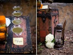 Harry Potter Wedding Inspiration  Polyjuice Potion :P
