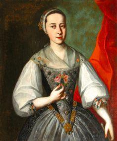 Franz Anton Bergmann: Dieselbe Anna Maria Hutter ...