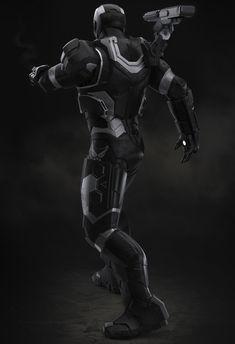 War Machine by Josh Herman (Digital Sculpture)