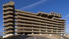 Get Carter Car Park Gateshead UK designed by Owen Luder Partnership 1964. Demolition due 2008.