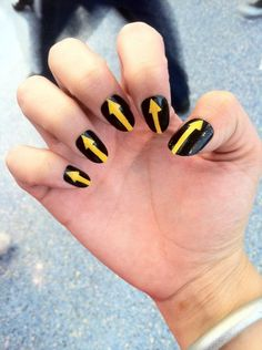 Soul Eater Medusa's nails, use for hands AND feet --------  Medusa