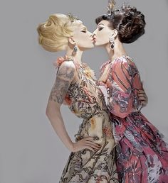Miss Fame and Violet Chachki, RPDR7