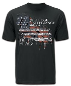 PRE-ORDER Pledge of Allegiance Shirt