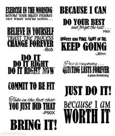 #BiggestLoser Motivation!