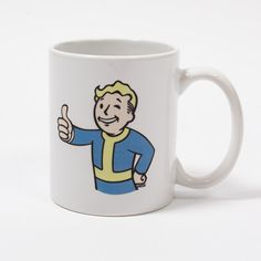 Vault Boy Thumbs Up Mug