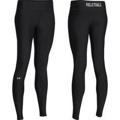 NEW at All Volleyball! Under Armour Volleyball Alpha Legging $44.99