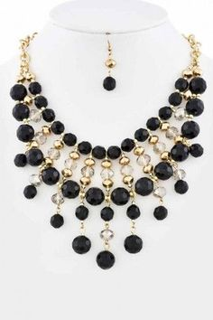 Beaded Dangle Statement Necklace Set – First & Chic – Online Boutique for Women is creative inspiration for us. Get more photo about home decor related with by looking at photos gallery at the bottom of this page. We are want to say thanks if you like to share this …