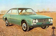 Fiat 124 Evelyne (Vignale)