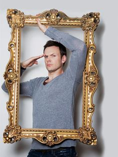 Joel Mchale- Let's sit on the couch and make snide remarks at TV we secretly love to watch?