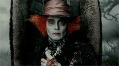 """""""I'd know him anywhere!"""" - Alice in Wonderland"""