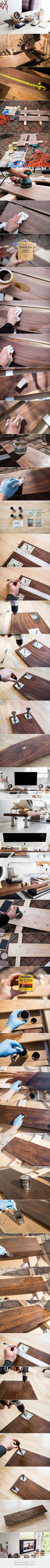 My Simple Monitor Stand that You Can Build for Under $50 (+ Giveaway) – Ugmonk... - a grouped images picture - Pin Them All