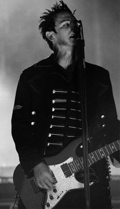 Richard Kruspe, Rammstien, So lucky to see these guys play at the O2, German metal at its finest