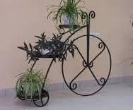 Resultado de imagen para soportes para plantas hierro