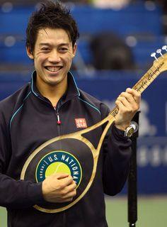 Kei Nishikori, US National Indoor Tennis Championships, Memphis, February 2014